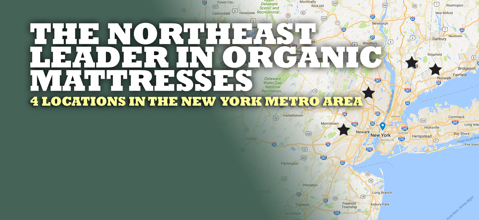 Organic Mattress Store Locations