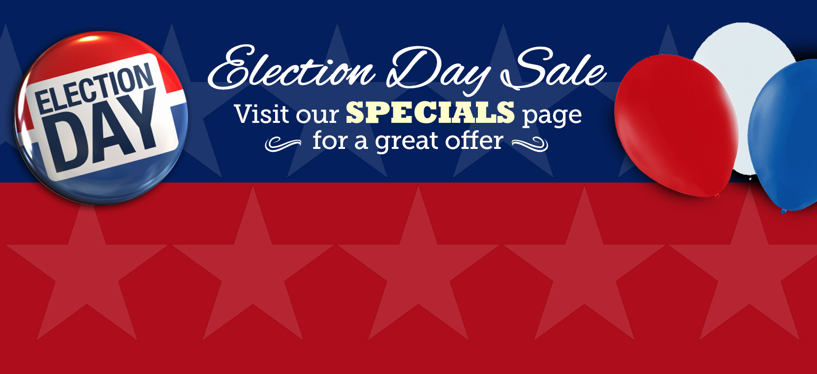 Election Day Natural and Organic Mattress Sale