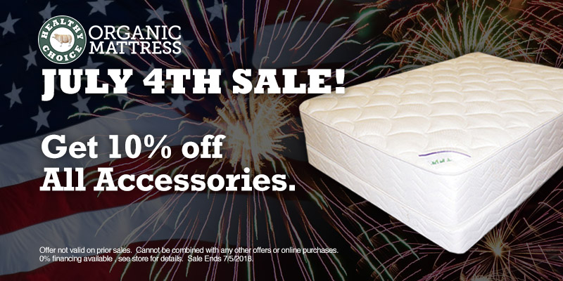 Healthy Choice Bedding Accessories Sale