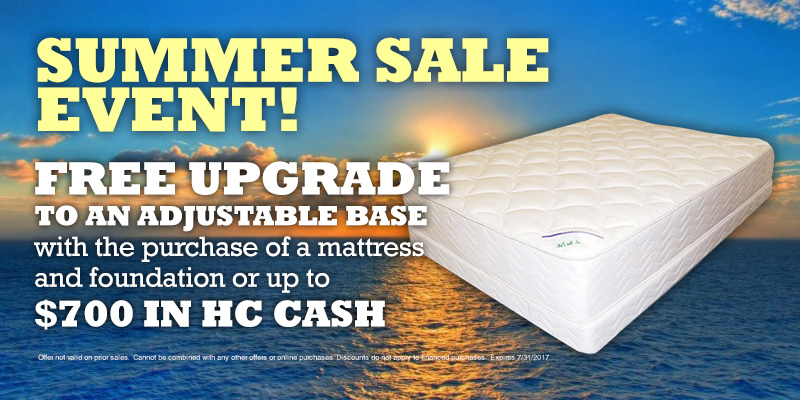 Healthy Choice Organic Mattress Sale